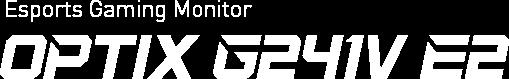 OPTIX G241V-E2 title