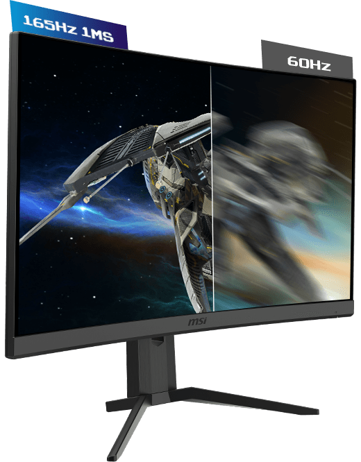 Msi optix G27C6P 165Hz