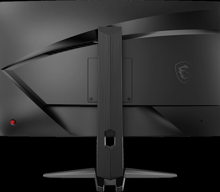 Msi Monitor G27C6P back Io