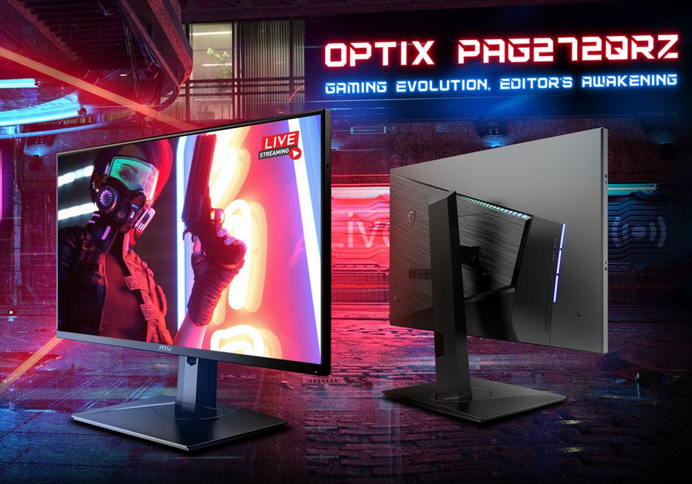 Optix PAG272QRZ
