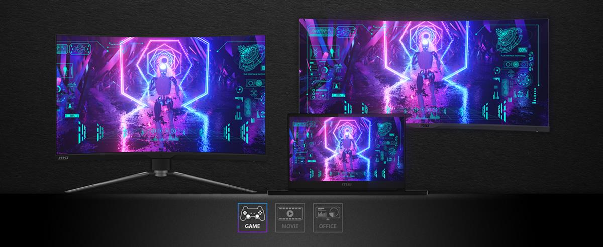 msi optix True Color Sync