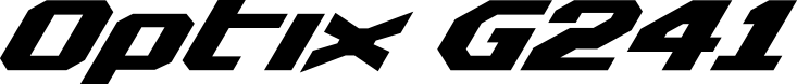 msi Optix G241