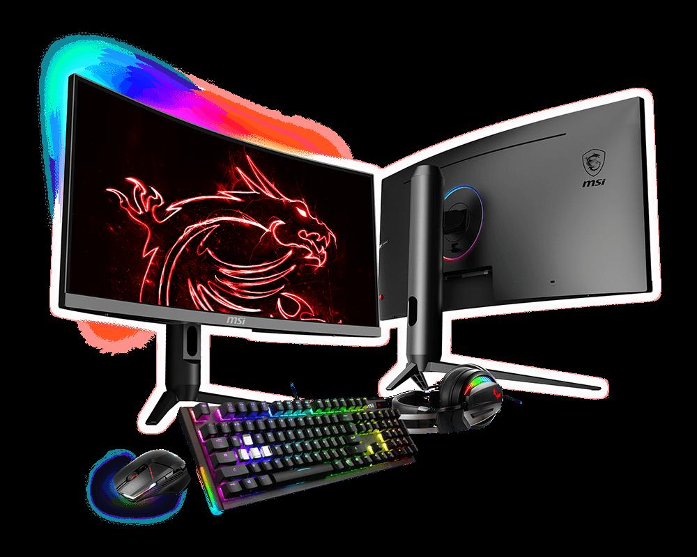 Msi Optix MAG301CR RGB