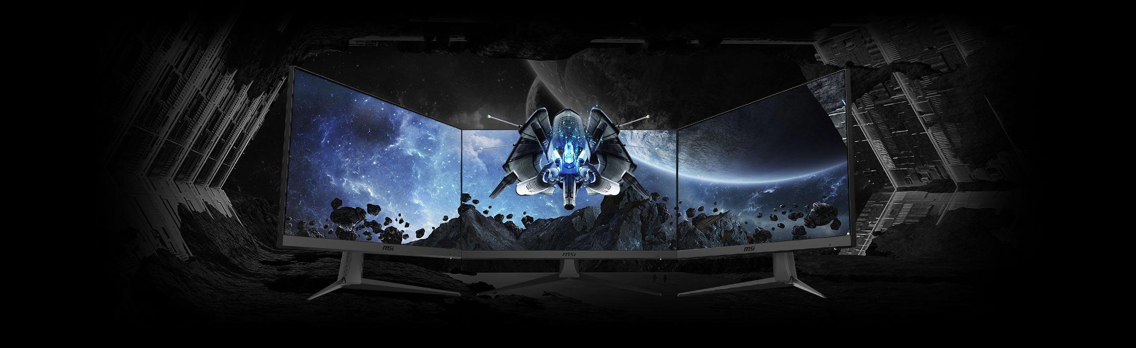 MSI Optix G272 - All About Gaming | Esports Gaming Monitor | MSI