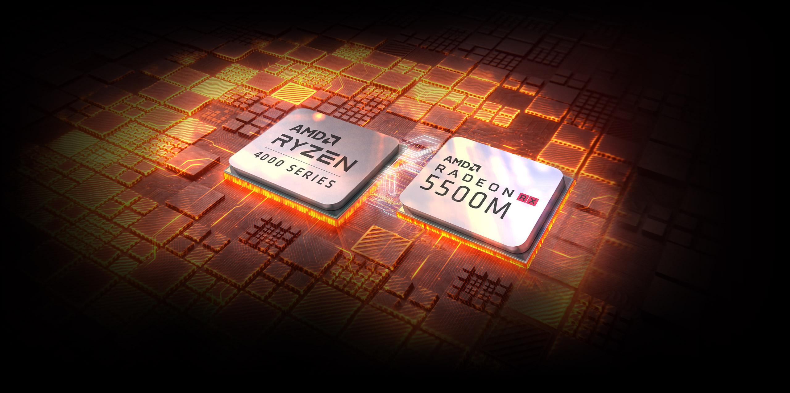 AMD CPU+GPU
