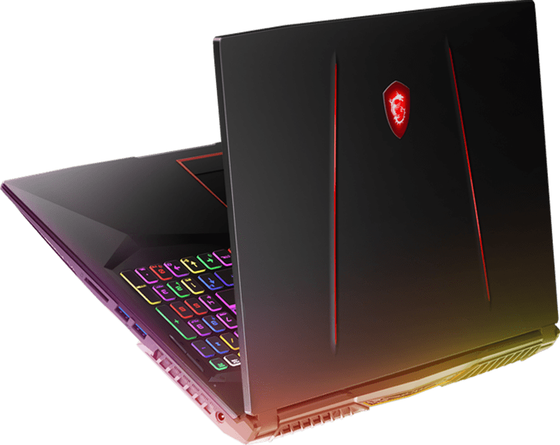 msi GE75 Raider laptop
