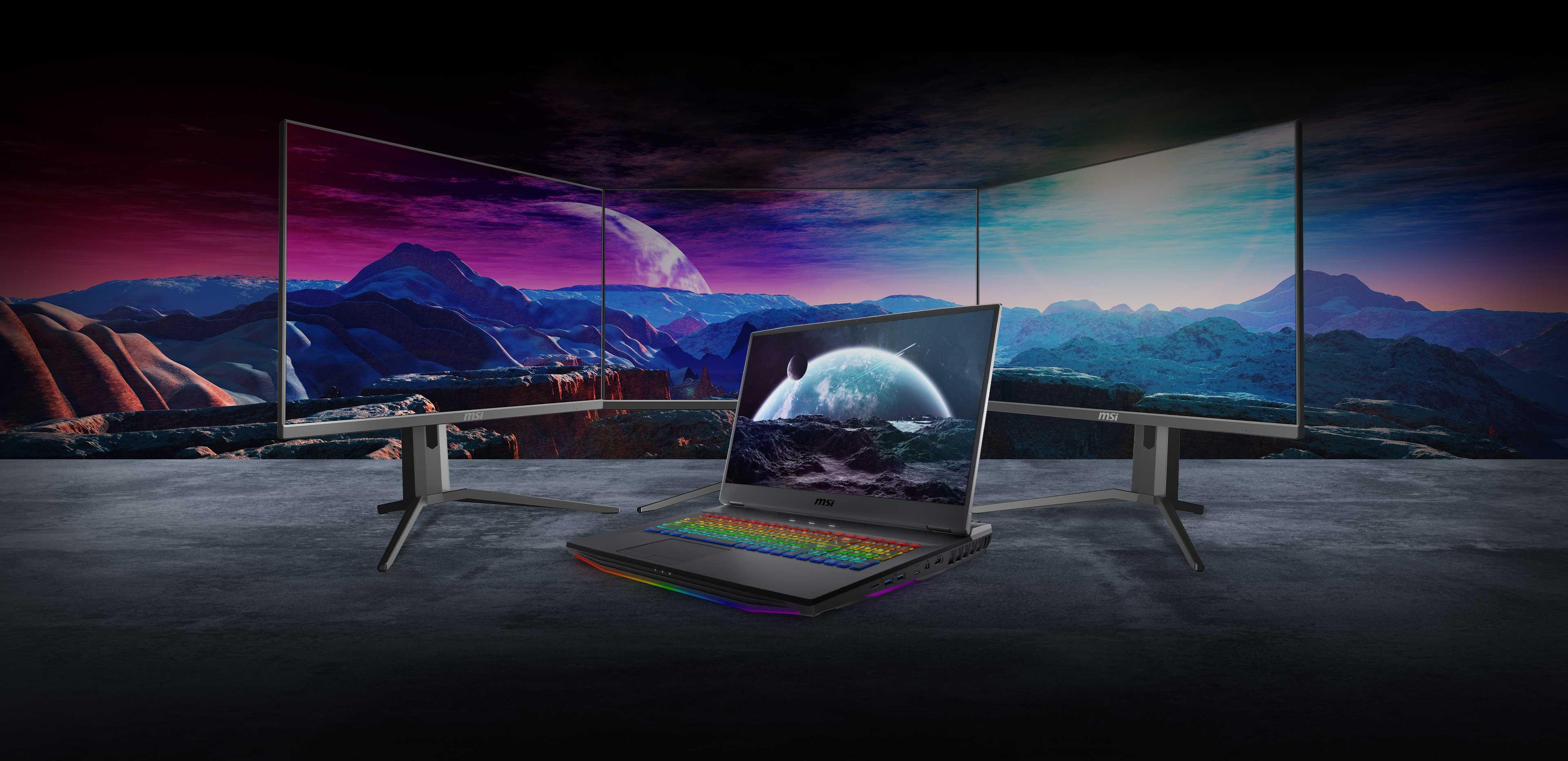 GT76 - Matrix Display