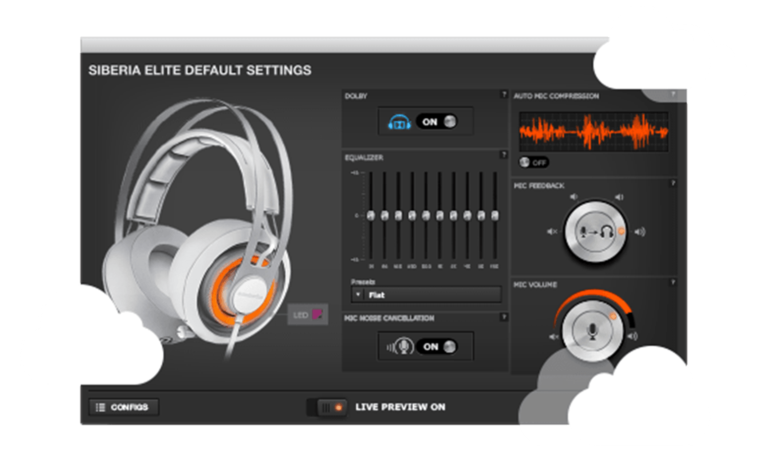 app player steelseries cloudsync