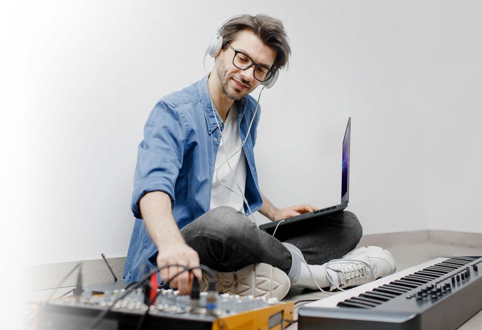 audio hires