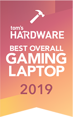Tom's hardware_Best Gaming Laptops of 2019_GE65