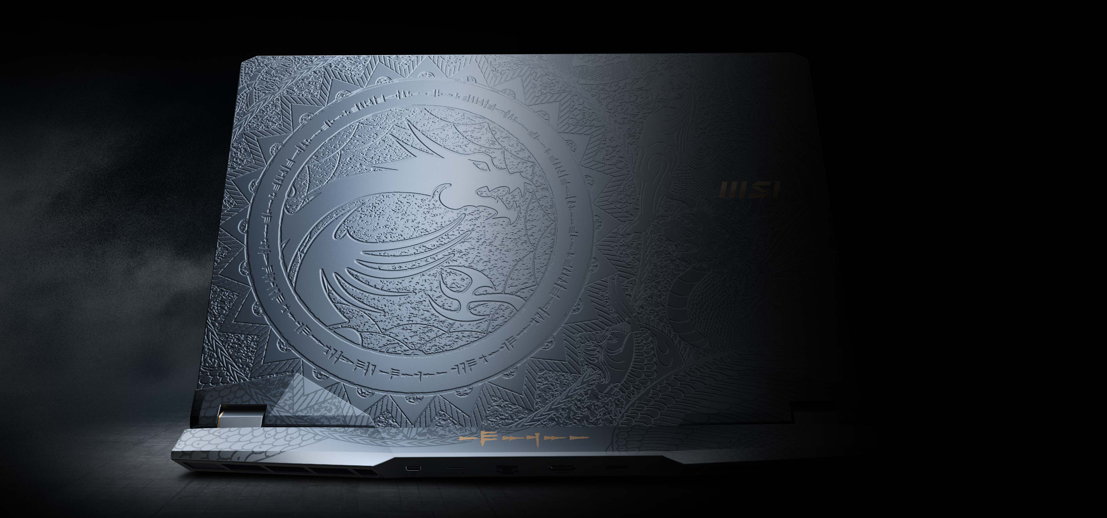 ge76 raider laptop design