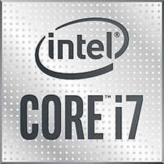 Intel core i7 badge
