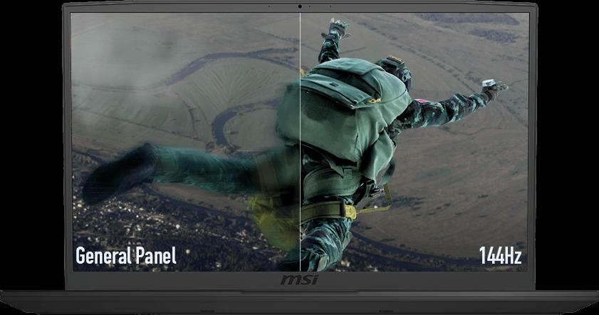 MSI GF65 Thin – Thin Bezel Gaming