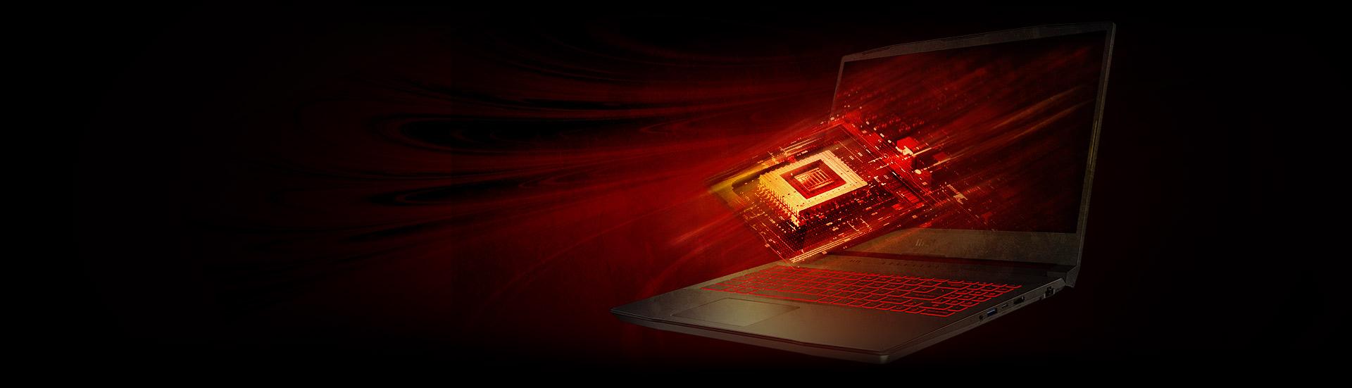 msi katana laptop 3DMark Time Spy benchmark with directX 12 engine