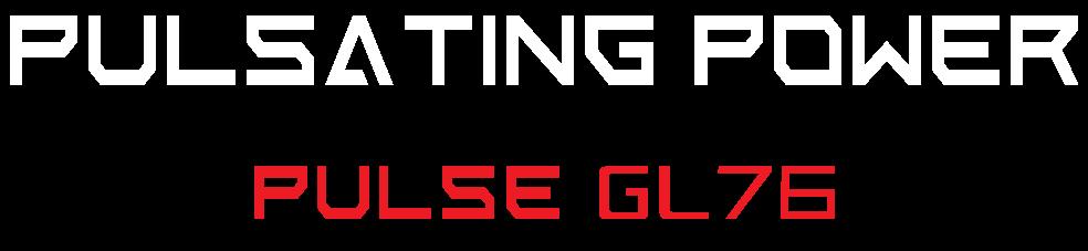 Pulse GL76 Leopard
