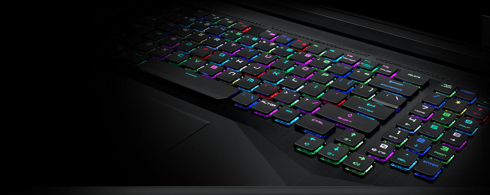 Msi Gt75 Titan 8rg Gaming Laptop Total Dominance Home Gt Structured Wiring Channel Vision Panels And Gt75keyboard