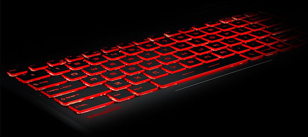 Gaming Keyboard by Steelseries