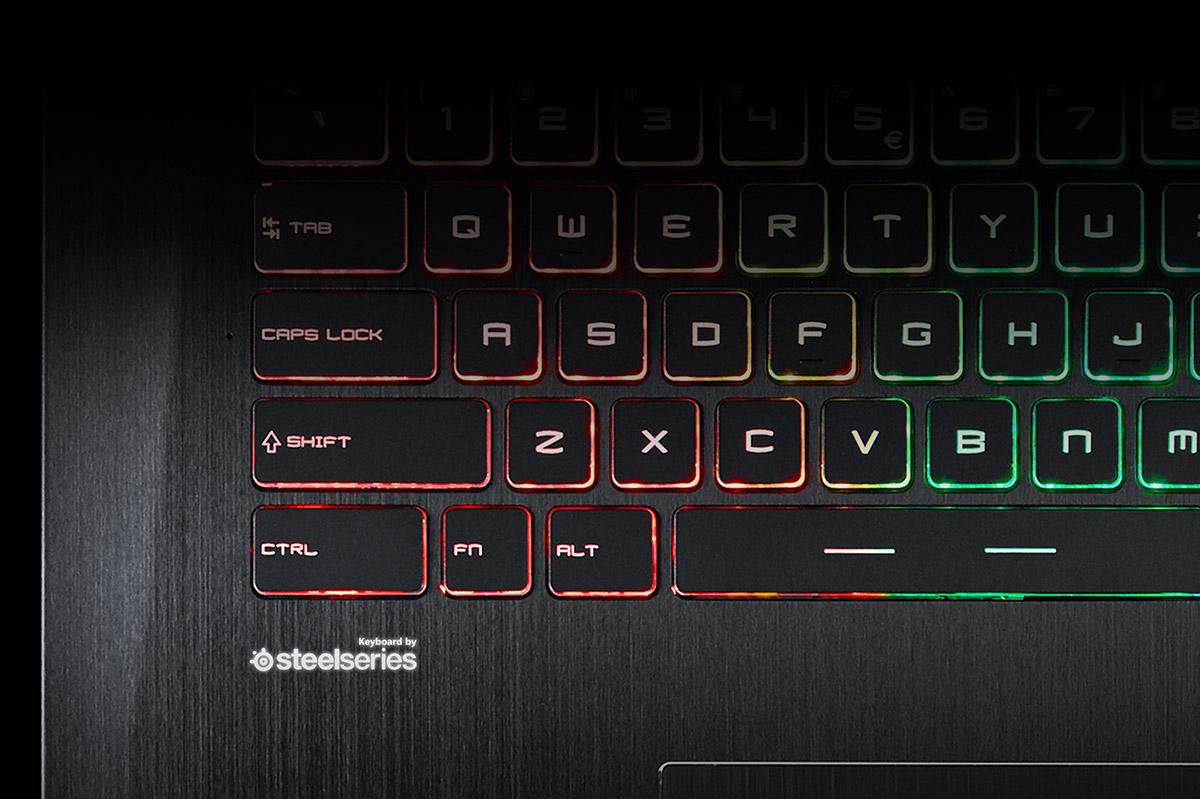 La soluzione di schermatura meccanica rende la tastiera più solida che mai.  Tutte queste caratteristiche di gioco sono progettate per far raggiungere  ai ... a6c6f1b2c665