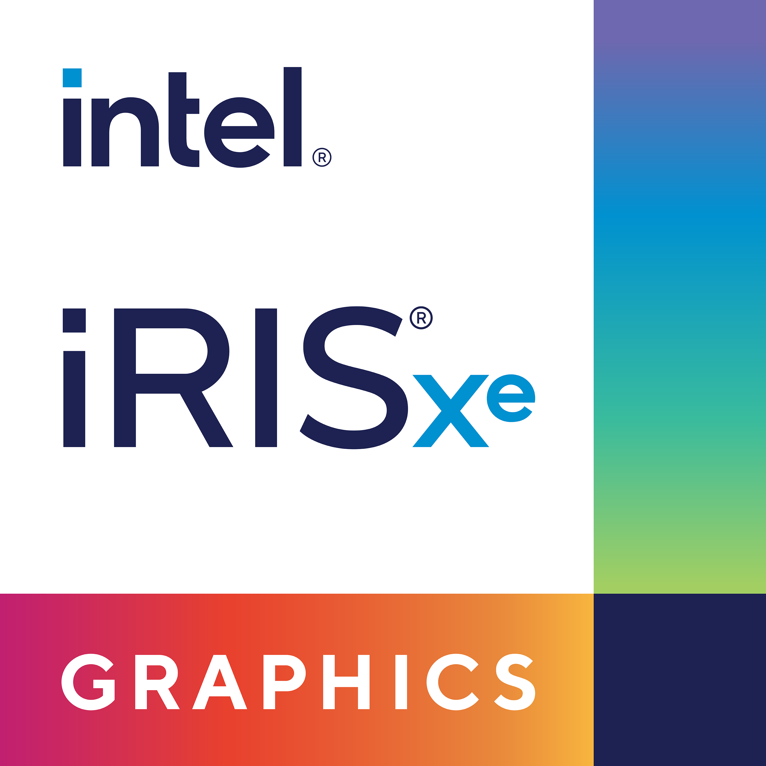 intel iris-xe icon