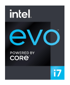 Powered by 11th Gen. Intel ® Core™ i7 processors