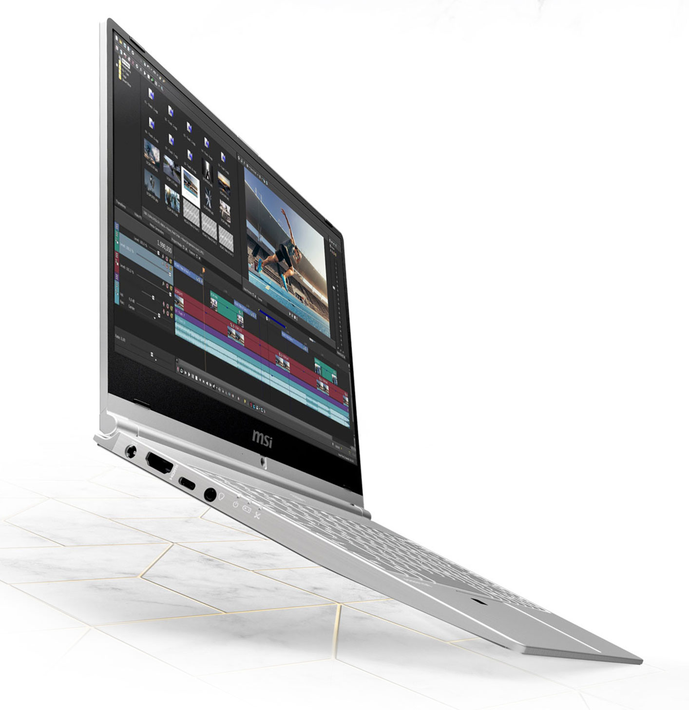 MSI PS42 – Slim  Elegant  Prestige