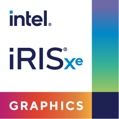 intel iris xe icon