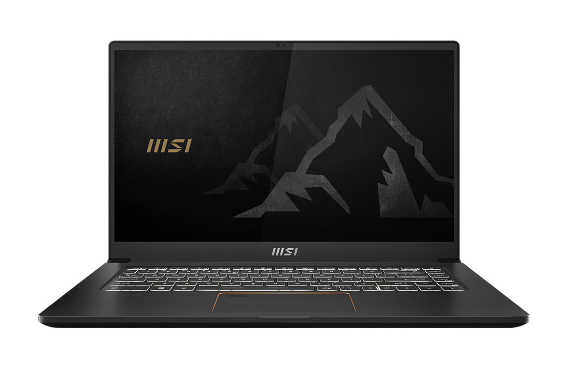 MSI SUMMIT E15 notebook