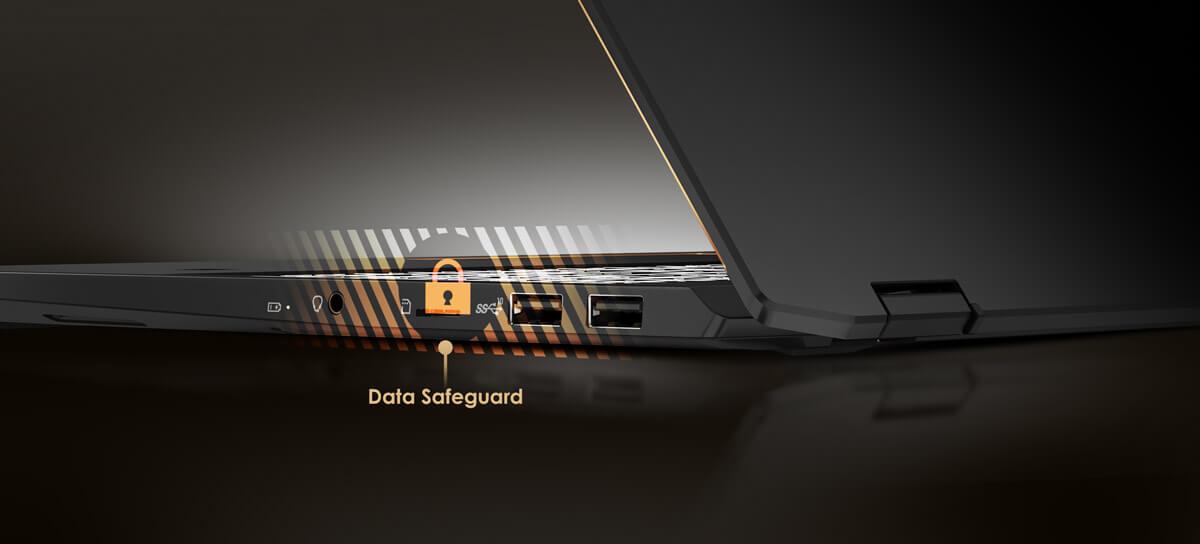Data Safeguard Trusted