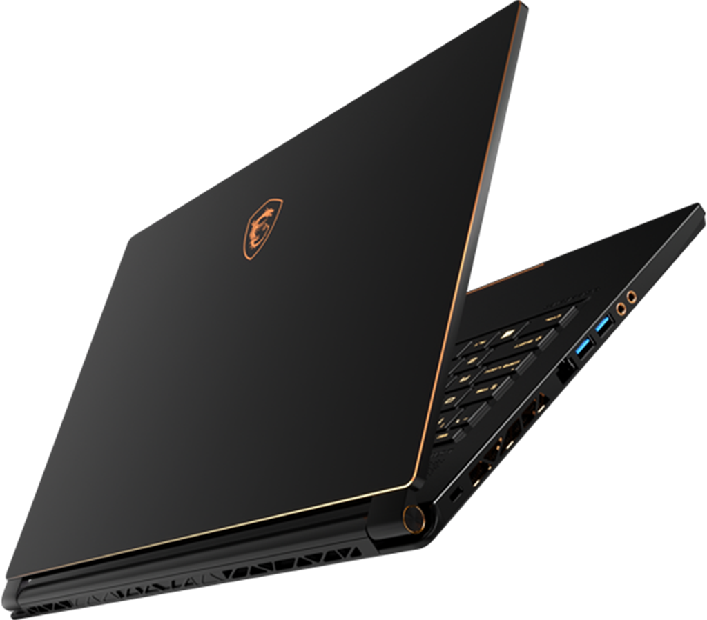 MSI GS65 Stealth Thin 8RF – World's First 144Hz Thin Bezel