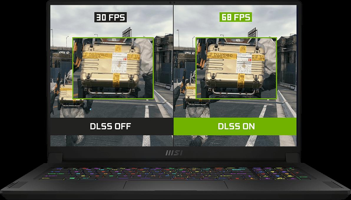 DLSS AI Acceleration