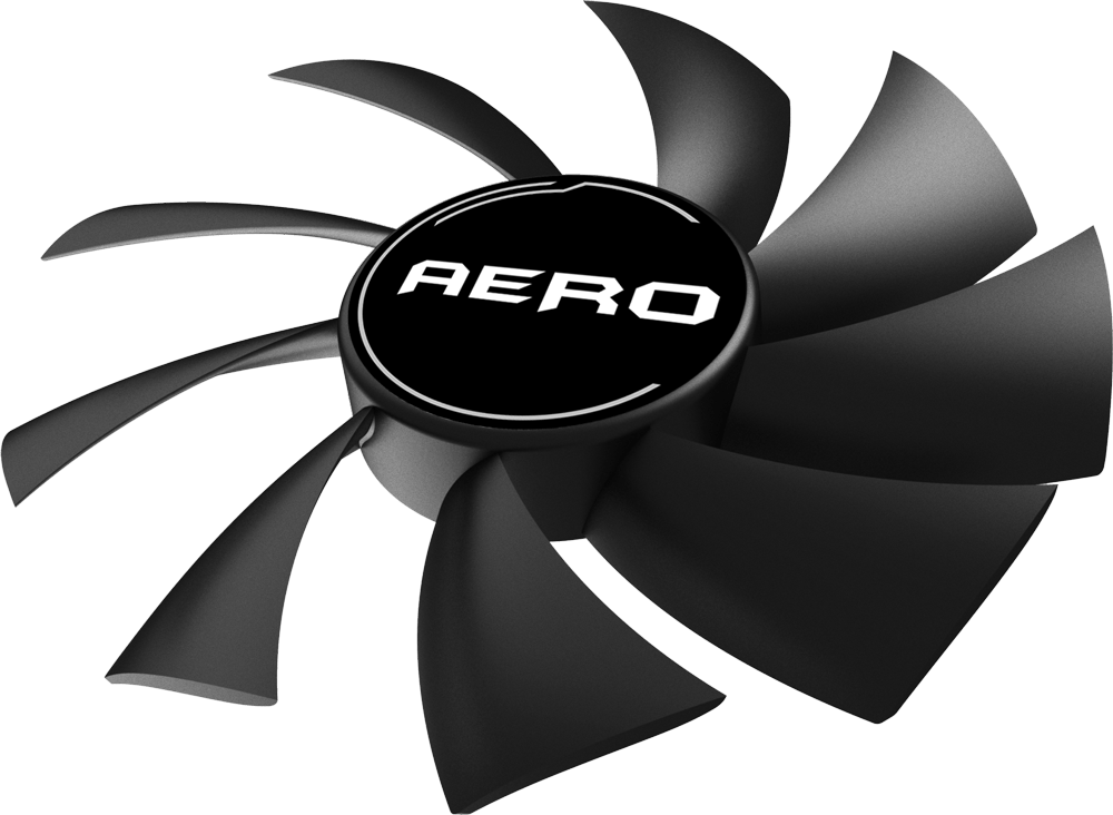 GeForce RTX 3060 Ti AERO ITX OC