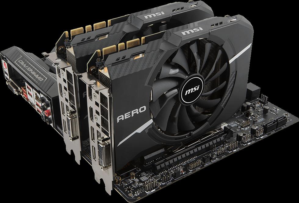 GeForce GTX 1070 AERO ITX 8G | Graphics card - The world leader in