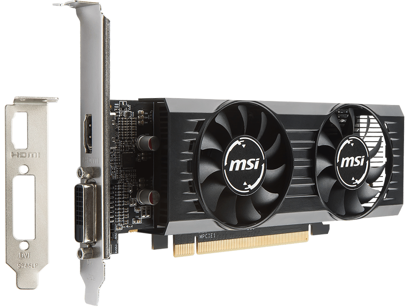 Radeon Radeon Rx 550 4gt Lp Oc Graphics Card The World Leader In Display Performance Msi Global