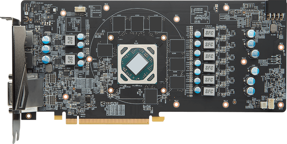 Radeon RX 570 GAMING X 4G   Graphics card - The world leader in