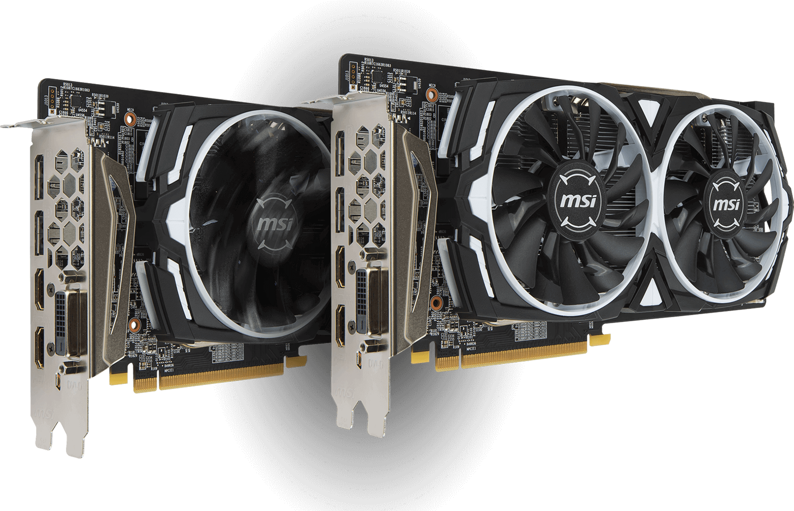 Radeon RX 580 ARMOR 8G OC | Graphics card - The world leader in