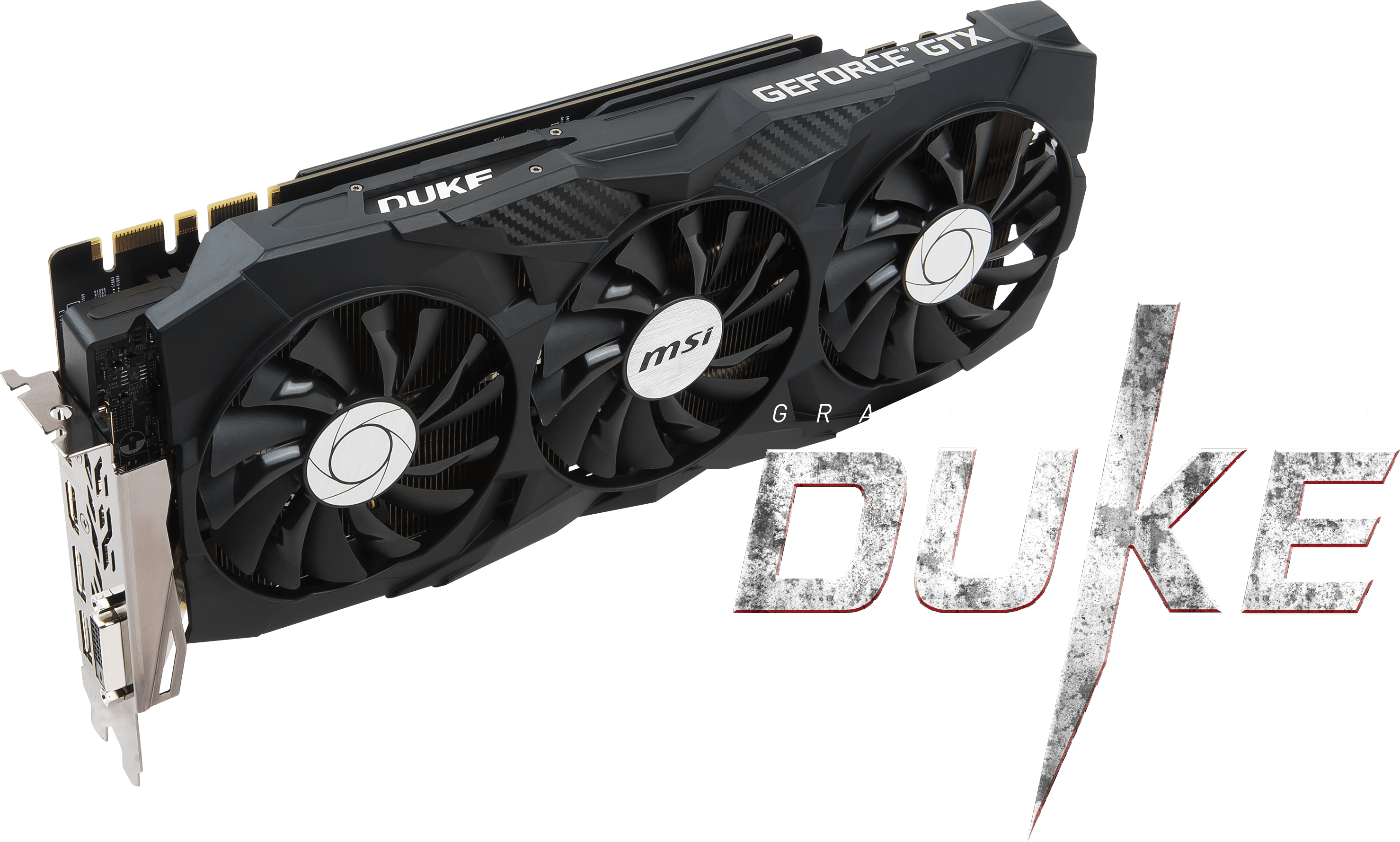 GeForce GTX 1080 Ti DUKE 11G OC | Graphics card - The world