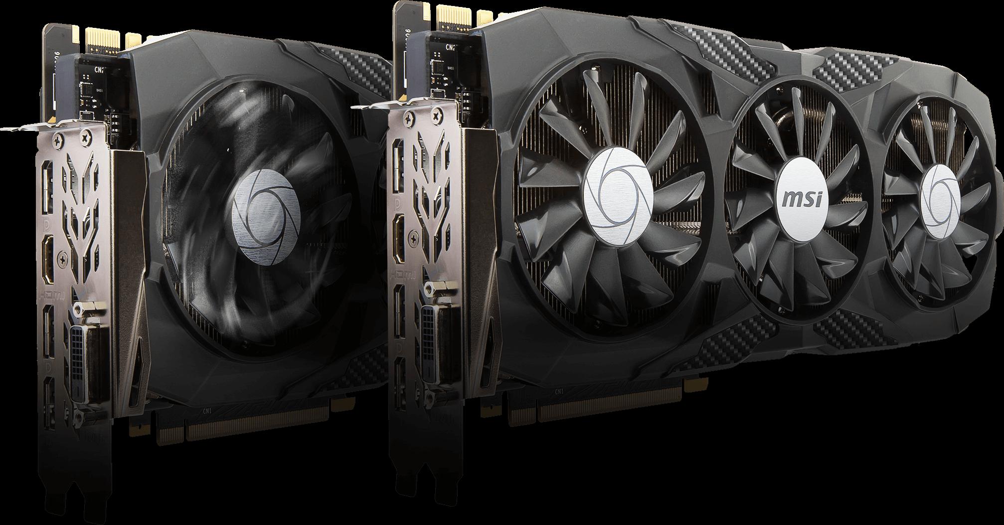 GeForce GTX 1070 Ti DUKE 8G | Graphics card - The world leader in