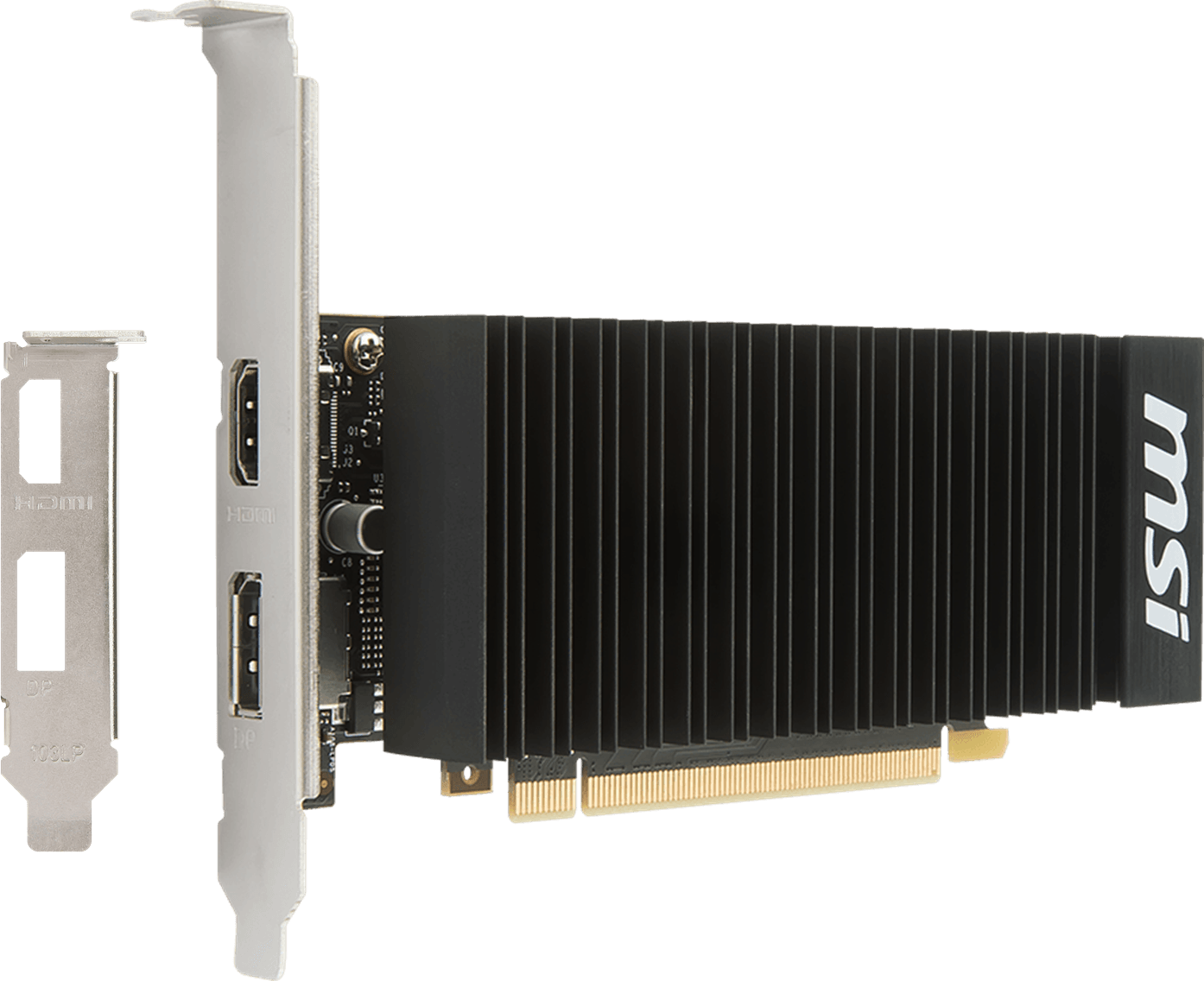 GeForce GT 1030 2GH LP OC | Graphics card - The world leader