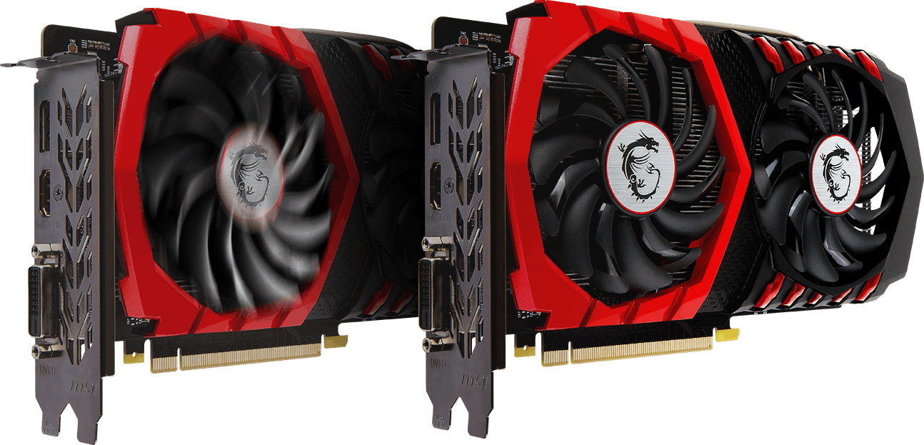 GeForce GTX 1050 Ti GAMING 4G | Graphics card - The world leader in