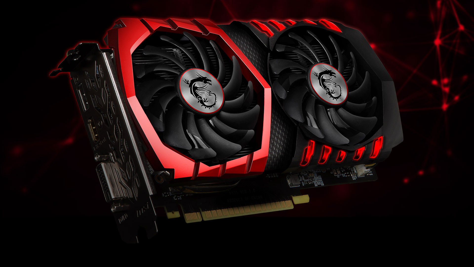 geforce gtx 1050 gaming x 2g graphics card the world leader in