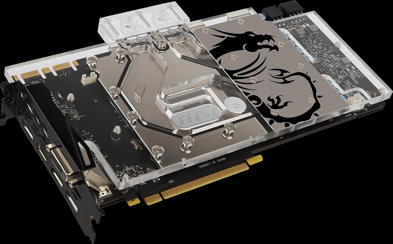GeForce GTX 1080 SEA HAWK EK X | Graphics card - The world
