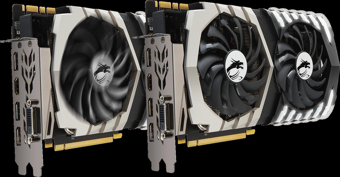 GeForce GTX 1070 Ti Titanium 8G | Graphics card - The world leader