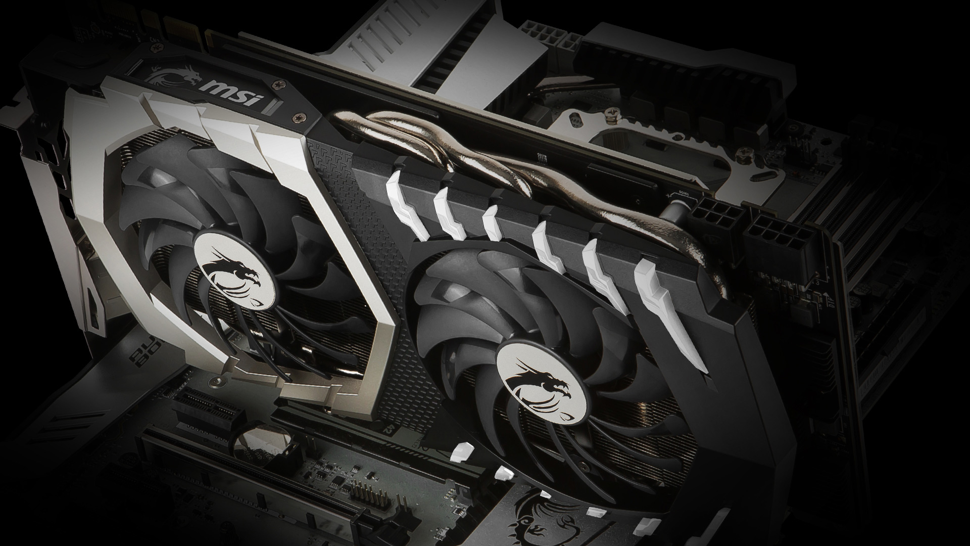 GeForce GTX 1070 Ti Titanium 8G | Graphics card - The world