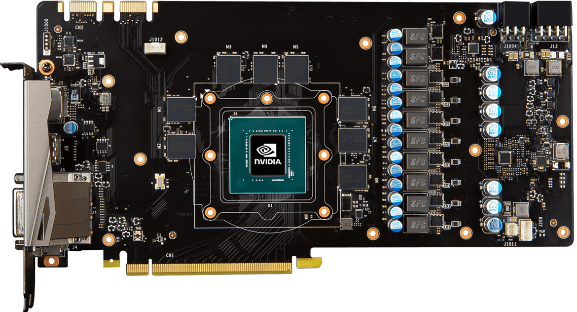 GeForce GTX 1070 Ti GAMING 8G | Graphics card - The world leader in
