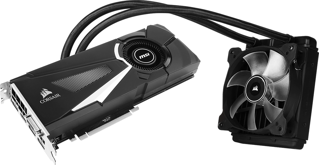 GeForce GTX 1070 SEA HAWK X | Graphics card - The world leader in