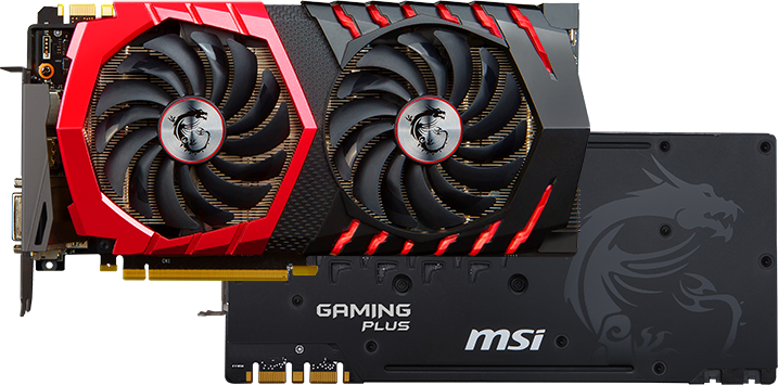 GeForce GTX 1080 GAMING X+ 8G | Graphics card - The world leader in