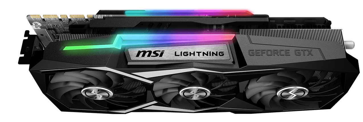 LIGHTNING SERIES GRAPHICS CARDS