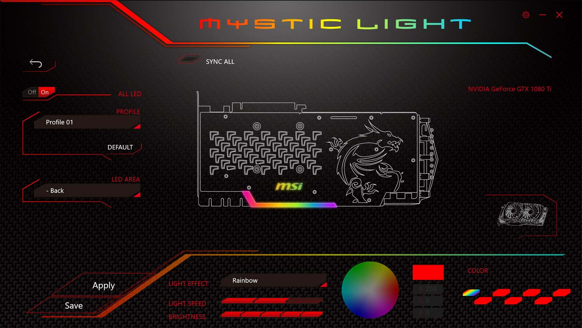 Geforce Gtx 1080 Ti Gaming X Trio Graphics Card The World Leader Lighting Diagram Program Airflow