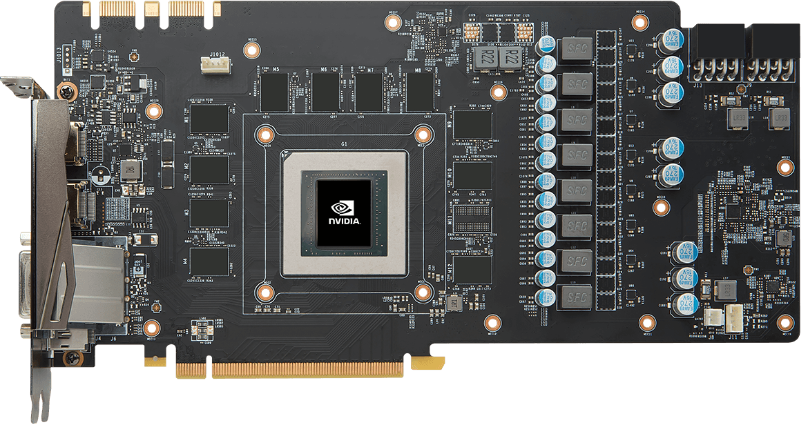 GeForce GTX 1080 Ti GAMING X 11G | Graphics card - The world leader