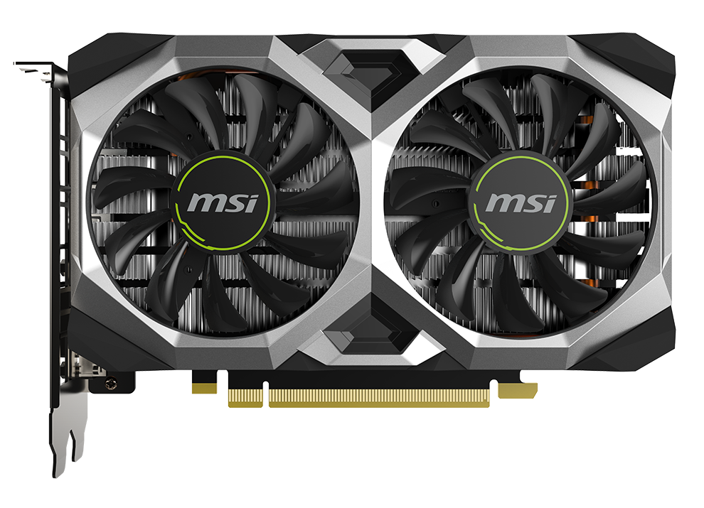 MSI 1650 SUPER VENTUS XS